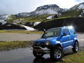 Suzuki Iceland 187 Offroading A Suzuki Jimny In Iceland