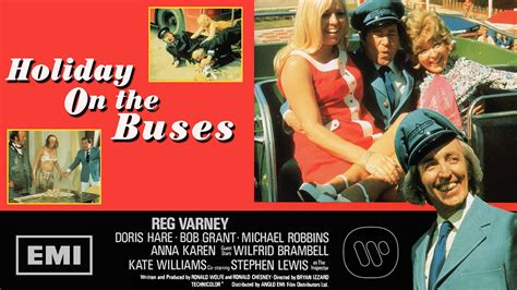 biography of film holiday holiday on the buses 1973 reg varney stephen lewis