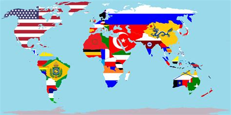 world map  flags  names  travel information