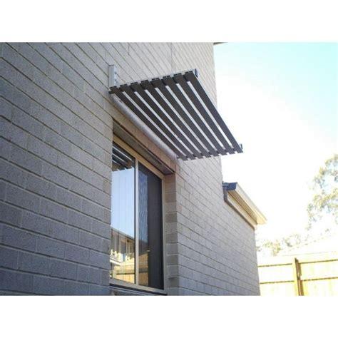 window awning plans slat awning housing materials pinterest doors