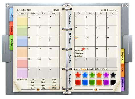 Calendario Compare Pc Noto Personal Organizer