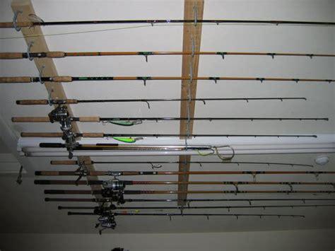 diy fishing rod holder diy fishing rod holders or racks do it yourself surftalk
