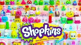 30 shopkins season 1 2nd full case unboxing 60 shopkins blind bags 7