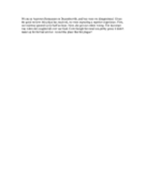 Complaint Letter To Yelp Fill In The Blank Complaint Letters