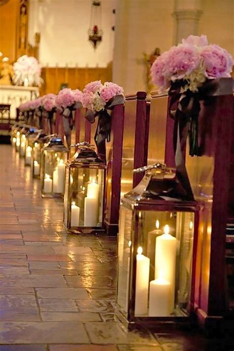 Wedding Aisle With Tables by 25 Best Ideas About Lantern Wedding Centerpieces On