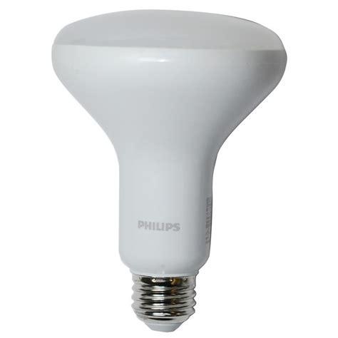 Lu Led Philips 3 Watt Warm White philips led dimmable flood light bulb br30 soft white