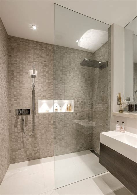 shower niche ideas bathroom contemporary with showers