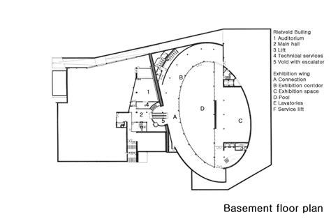van gogh museum floor plan splendid lab 스플렌디드 랩 van gogh museum gerrit