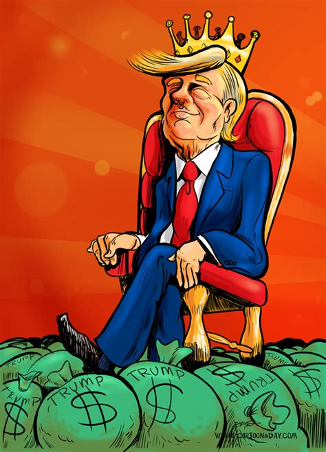 trump cartoon all i have to say is donald trump right eddies and