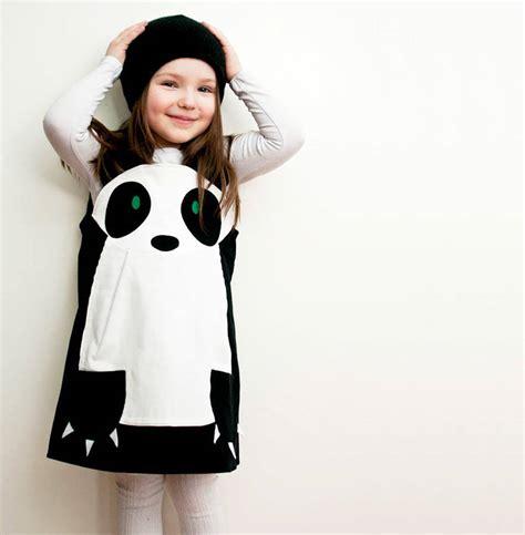 Dres Donita No 8 panda dress up costume by things funky dresses notonthehighstreet