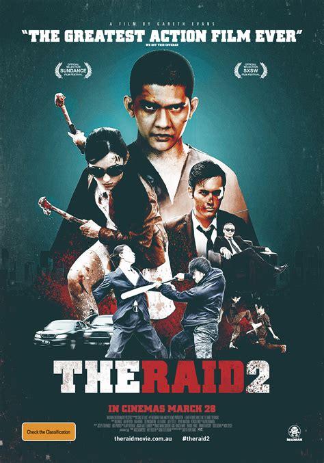 film action indonesia the raid 2 the raid 2 berandal australian poster and trailer