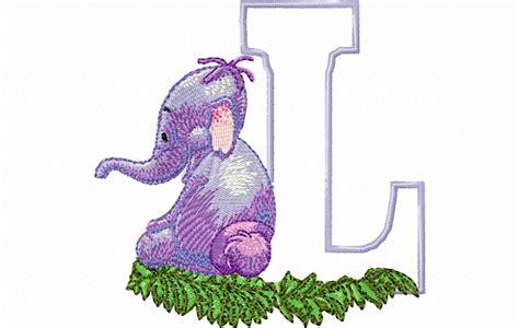 design l lollifant letter l 10 x 10