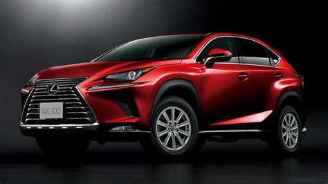 lexus japan lexus nx updated again in japan adds smart powered