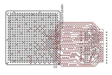 ddr3 layout video ddr3 layout crosstalk mikrocontroller net