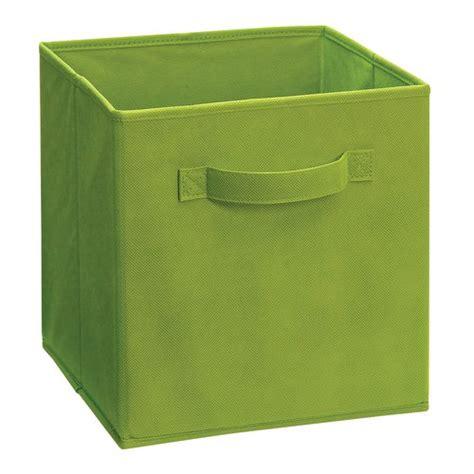 Closetmaid Fabric Drawer closetmaid cubeicals fabric drawer green walmart
