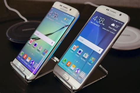 Samsung S6 Vs S6 Edge Samsung Galaxy S6 Edge Vs S6 Comparison Twb