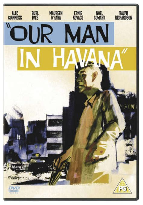 our man in havana our man in havana dvd zavvi com