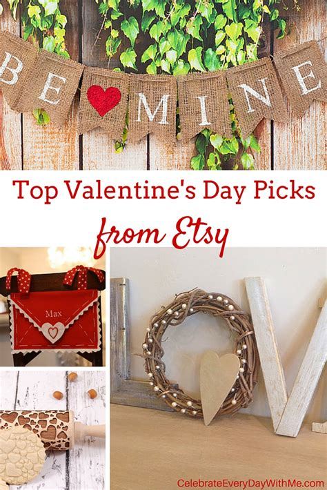 s day picks my top valentine s day picks from etsy celebrate every