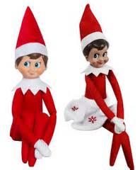 Elf on the shelf and the christmas angel