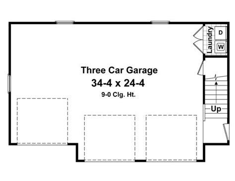 Garage Door Floor Plan by Willow Brook 4204 1 Bedroom And 1 5 Baths The House