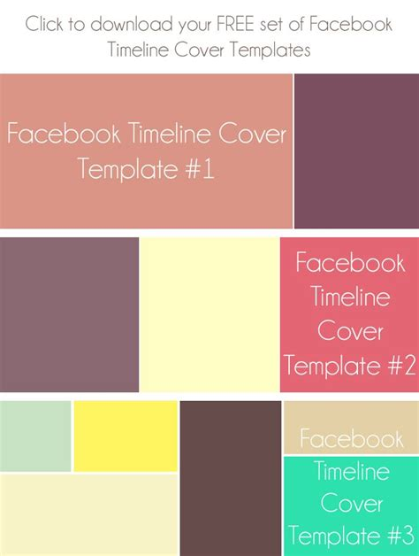 free facebook timeline cover template social media