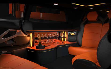 lamborghini limo inside lamborghini aventador stretch limousine interior lounge