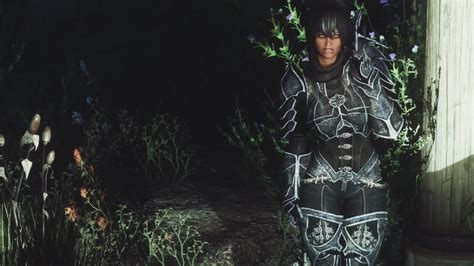 hack game demon hunter mod demon hunter armor by jojjo bombshell bbp at skyrim nexus