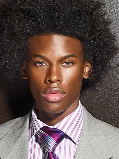 styling mens afro hair haircuts for black men with curly hair mens hairstyles 2018