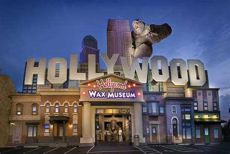 hollywood celebrity wax museum hollywood wax museum wikipedia