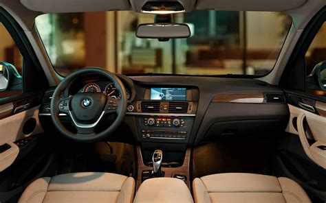 ward s 10 best interiors winners including bmw x3 xdrive35i