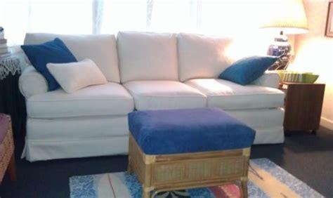 sunbrella slipcover sofa polly pattison sewing custom cushion and pillow sewing
