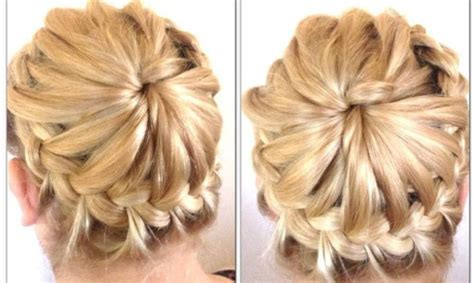 stylish eve flower braids coastal cuts colours in coral cove qld hairdressers