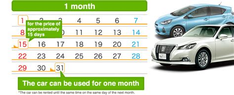 Toyota Rent A Car Rates Monthly Car Rental Toyota Rent A Car Sapporo Rent A Car