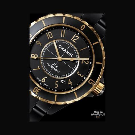 Chanel Mate chanel j12 calibre 3125 mate j12 h2918 matte black