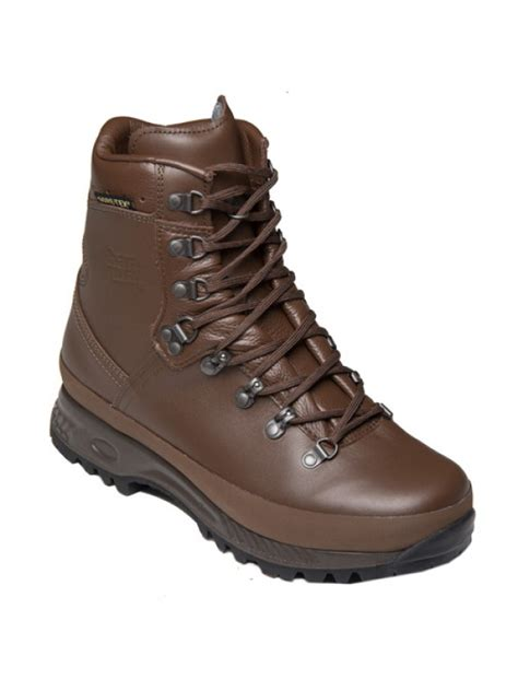 han wag hanwag special forces gtx brown