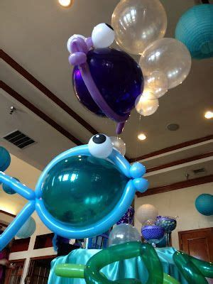 como decorar un cuarto con globos para cumpleaños las 25 mejores ideas sobre decoraci 243 n de casa de sirena
