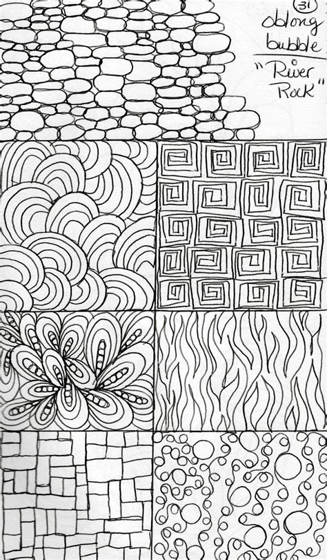 pattern design sketch luann kessi from my sketch book