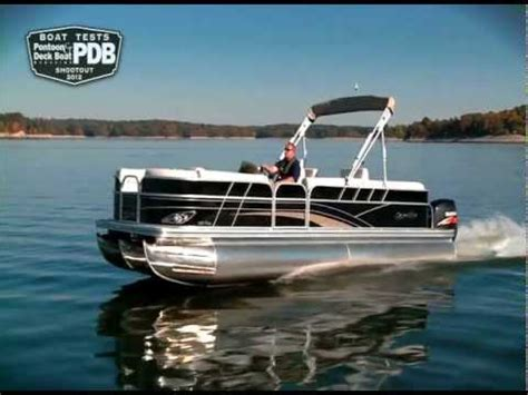 silverwave pontoon boats 2012 silver wave pontoon show video youtube