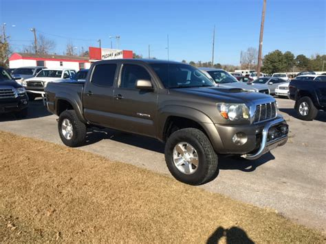 Toyota Tacoma For Sale In Alabama Used 2009 Toyota Tacoma V6 In Jasper Al At 4x4 Trucks
