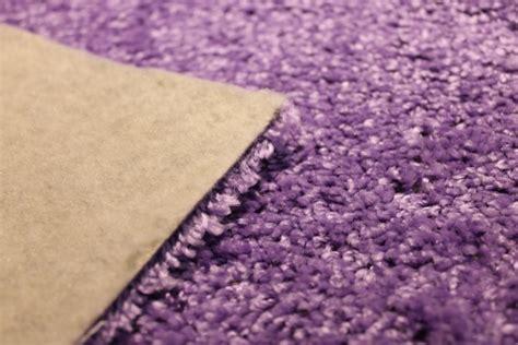 polypropylen teppich reinigen hochflor shaggy merlin lila flieder teppichboden