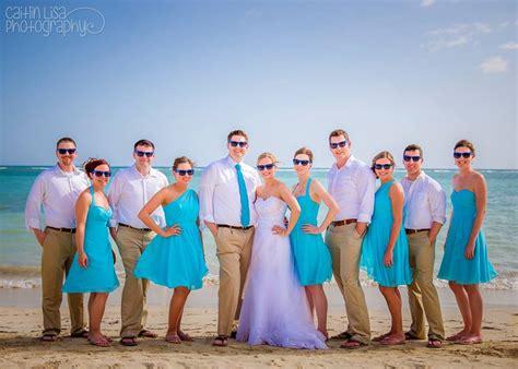 Jamaican Wedding Attire by Beachin Destination Wedding In Jamaica Alyssa Bob