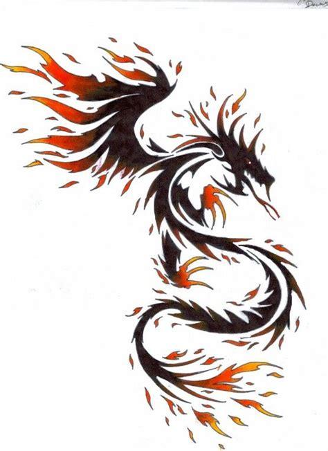 red dragon tattoo umea 21 best mejores tatuajes de tribales en 3d images on