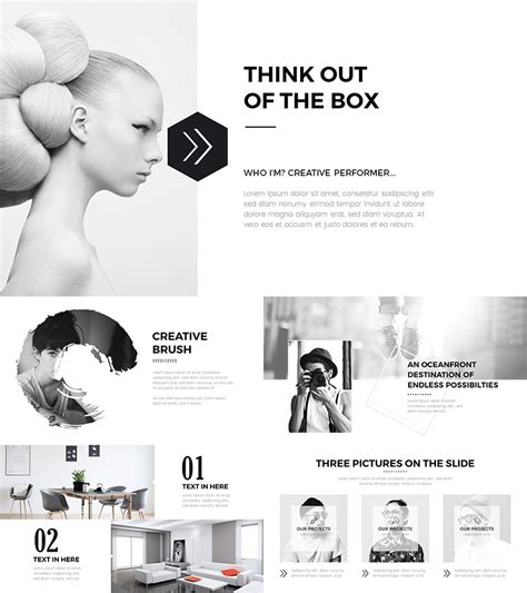 15 Creative Powerpoint Templates For Presenting Your Innovative Ideas Cool Powerpoint Presentation Templates