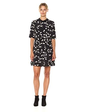 Collared A Line Dress bcbgeneration s collared a line dress at