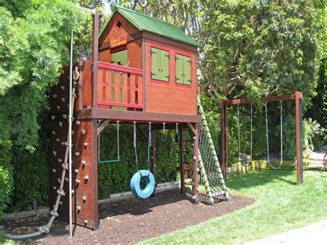 best backyard play structures 25 best ideas about play structures on pinterest
