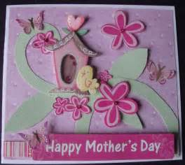 Handmade Day Card - mother s day handmade cards trendy mods