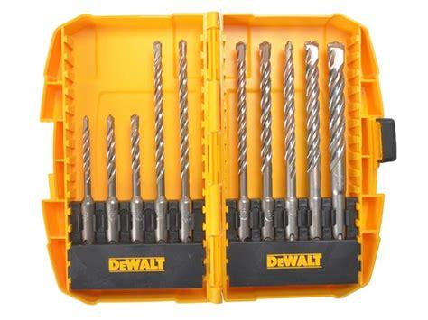Drill Bit Set dewalt dt7935b qz 10 2 sds plus drill bit set