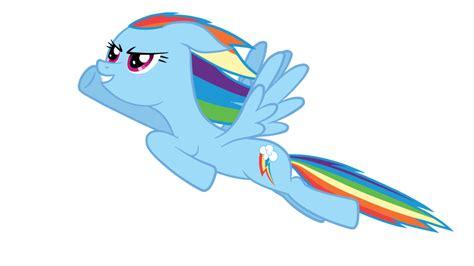 my little pony rainbow dash flying rainbow dash flying high by darkblade412 on deviantart