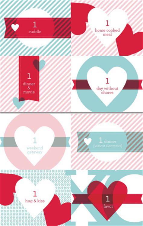 vales de amor para cumple anos regalos manuales de amor imprimibles vales cupones de