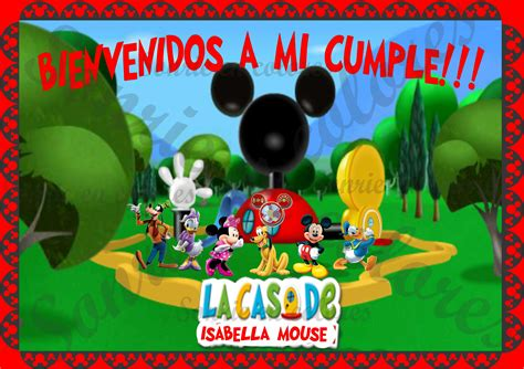 en la casa de mickey mouse kit candy cumple la casa de mickey mouse sonr 237 e en